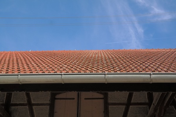 new gutter replacement project in Ipswich