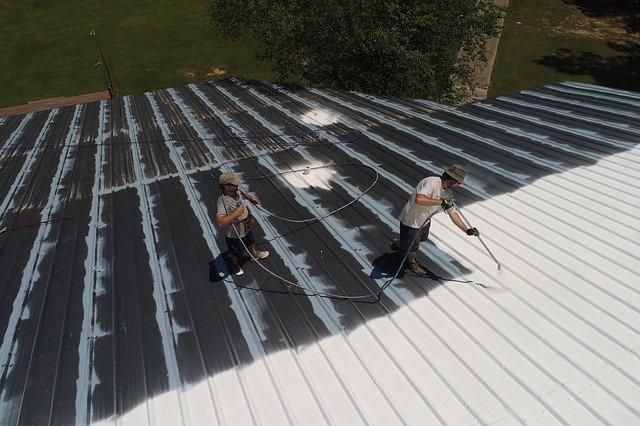 roof painting Ipswich